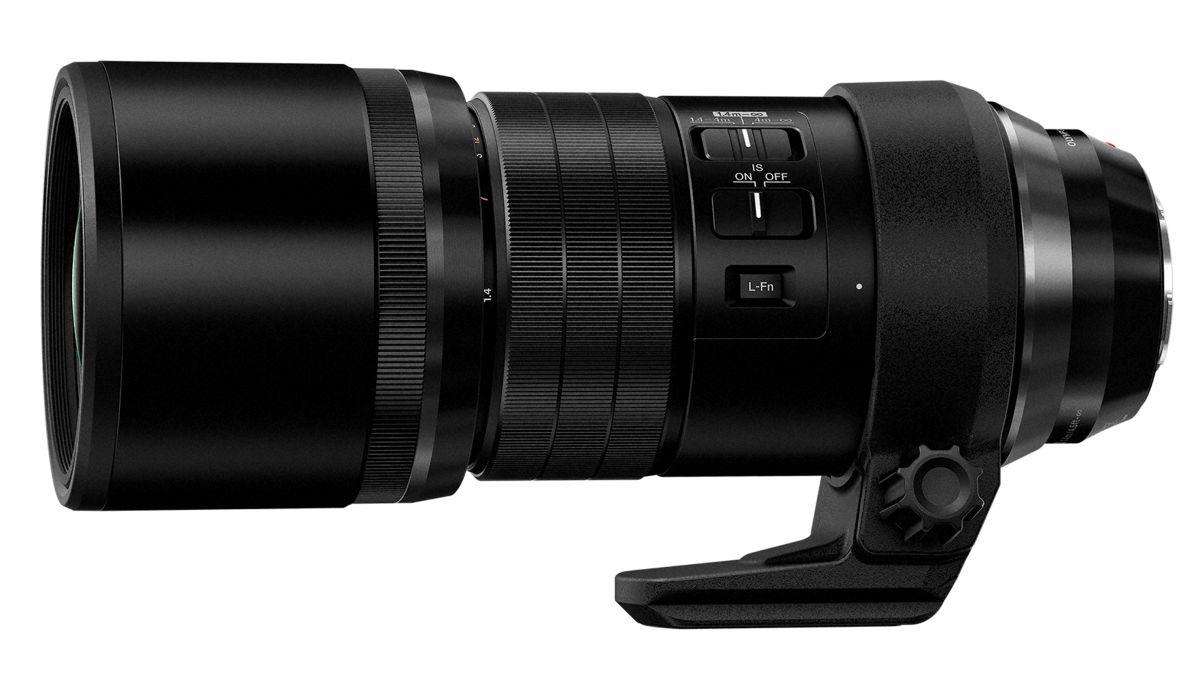 Olympus M.Zuiko Digital ED 300mm 1:4.0 IS Pro