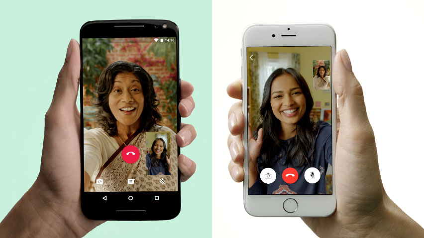 Watch Out Facetime Whatsapp Video Calling Is Now Ready For All Techero Geek S Hero Number One
